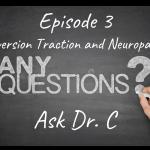 Спросите доктора С. Эпизод 3 — Инверсионное вытяжение и невропатия